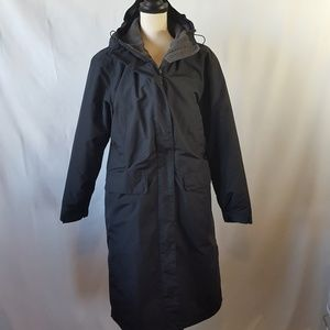 Land's End Women's Squall Insulated Long Jacket